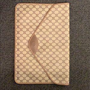 Gucci Vintage leather portfolio